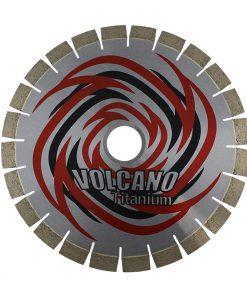 Volcano Titanium Silent Blade