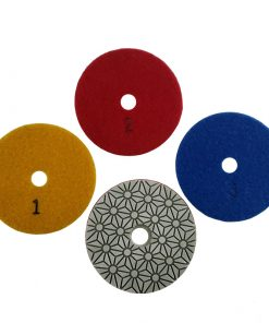 M5 3 Step Polishing Pads