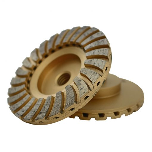 Pro Gold Cup Wheel