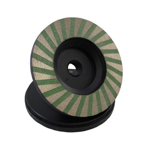 Venom Resin Filled Cup Wheel