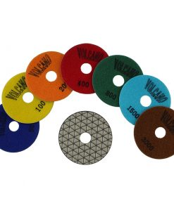 Volcano Dry Polishing Pad